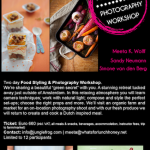 Foodstyling & Photography Workshop in Amsterdam